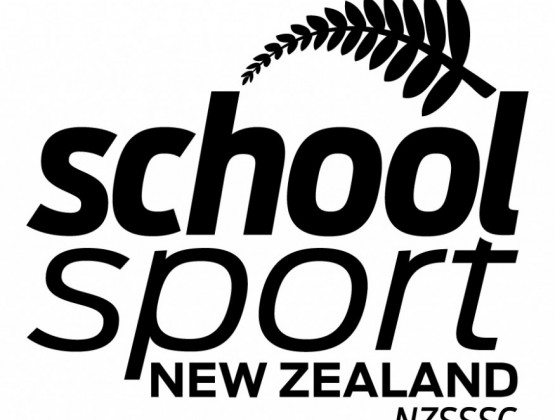 SchoolSport NZ Square BLACK
